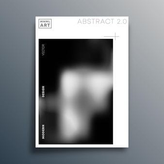 Abstract minimal design for flyer, poster, brochure cover, background, wallpaper, typography, or other printing products. vector illustration.