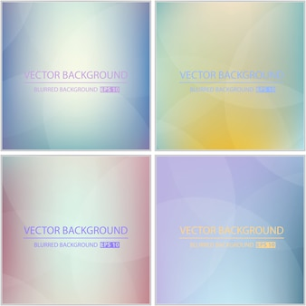 Abstract minimal multicolored background set.