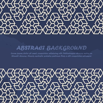 Abstract minimal style background with line blocks