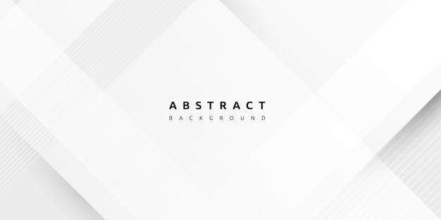 Абстрактный минимальный белый фон