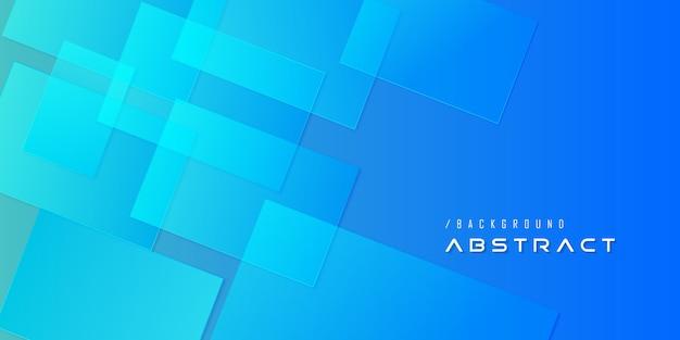 Abstract minimalist elegant blue shades background
