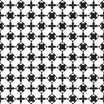 Modello senza cuciture di disegno grafico minimalista astratto con struttura ripetuta nell'illustrazione monocromatica di stile