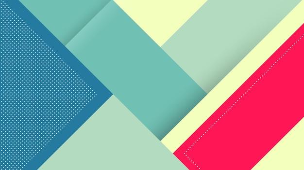 Абстрактный современный фон с диагональными линиями мемфиса
