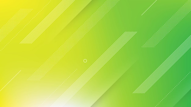 Abstract modern background with memphis element and blur effect for  technology and futuristic theme