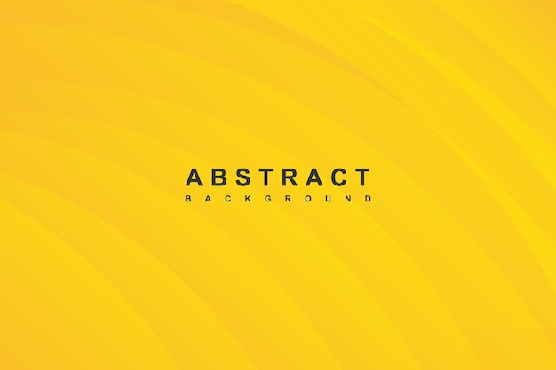 그림자 장식 노란색 추상적 인 현대 배경