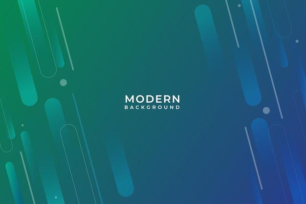Абстрактный современный фон Premium векторы