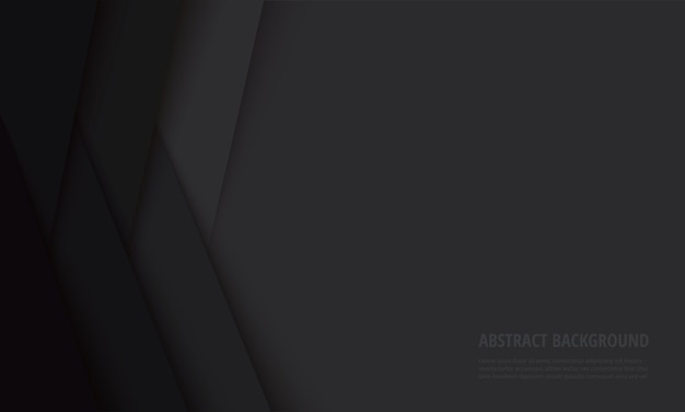 Абстрактный современный фон черные линии