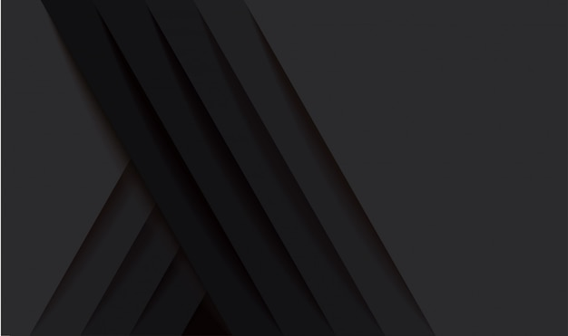 Abstract modern black lines background