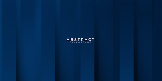 Abstract modern blue background