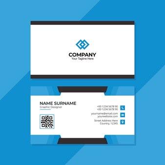 Абстрактный современный шаблон дизайна визитной карточки
