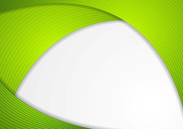 Абстрактный современный корпоративный волнистый фон. векторный дизайн