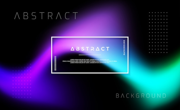 Abstract, modern dynamic background for your landing page or website designs.