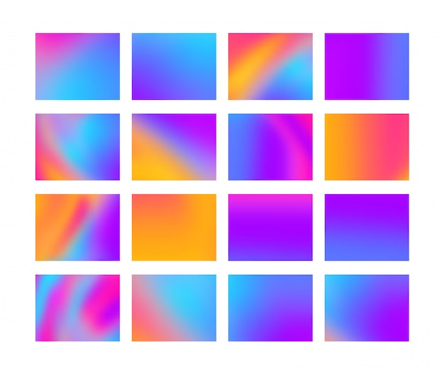 Abstract modern futuristic creative purple