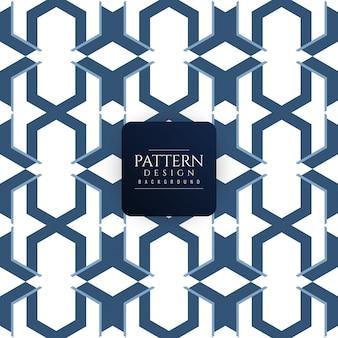 Abstract modern geometric pattern background