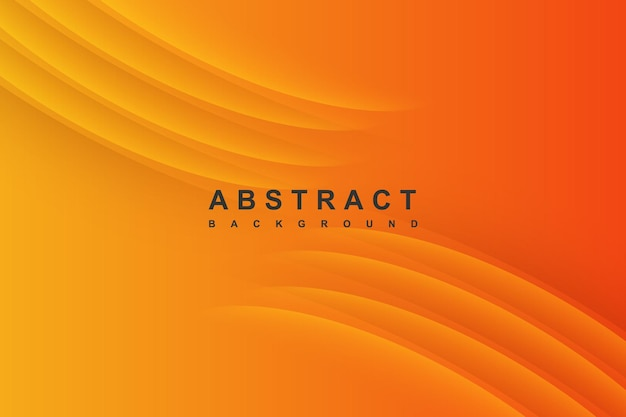 ポスターウェブランディングページカバー広告グリーティングカードプロモーションのための斜めの波の装飾と抽象的なモダンなグラデーションの背景