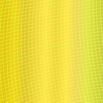 Abstract modern grid background - vector graphic design from curved angular lines
