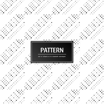 Abstract modern halftone pattern background