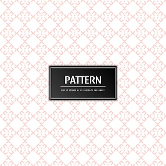 Abstract modern pattern background