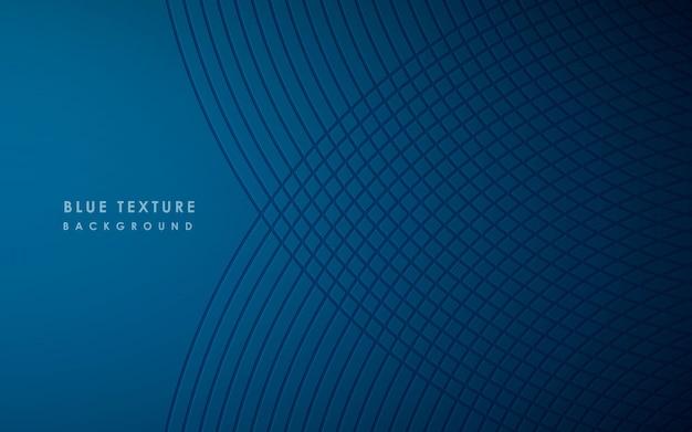 Абстрактная современная модель синего фона