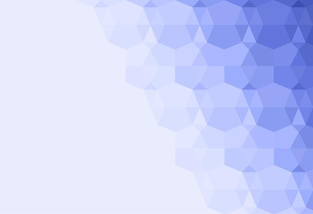 Абстрактный современный узор из геометрических фигур красочный градиентный мозаичный фон