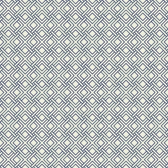 Abstract modern square pattern design of seamless background.