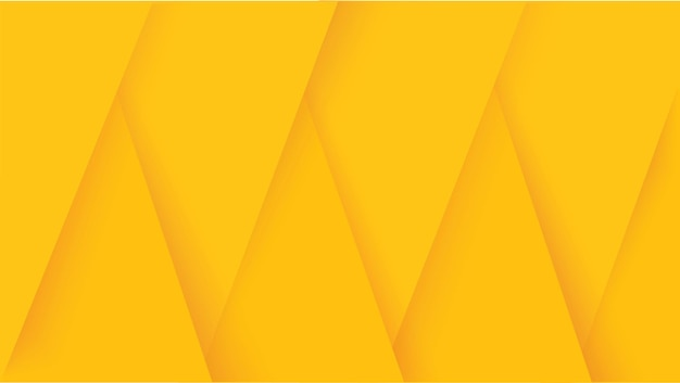 Абстрактный современный фон желтые линии
