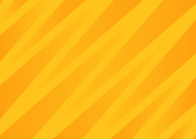 抽象的なモダンな黄色の縞模様の背景の概念、幾何学的な縞模様の背景デザイン