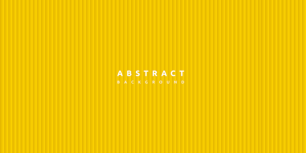 Abstract modern yellow texture background