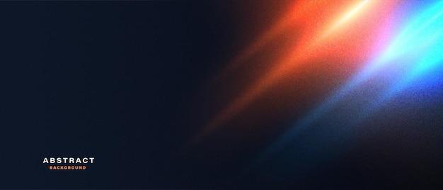 Абстрактное движение неоновые огни фон
