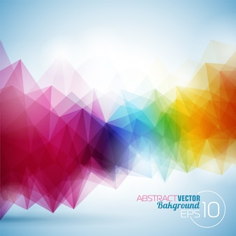 Abstract multicolor background