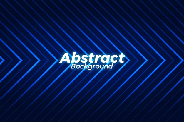Abstract neon background design