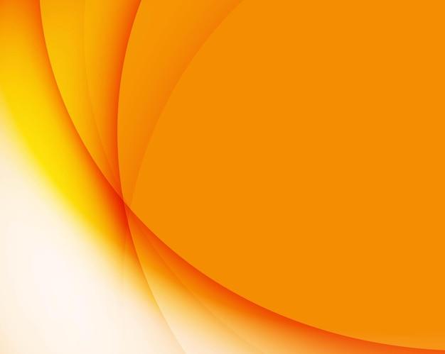 Абстрактный оранжевый backgrond с линией