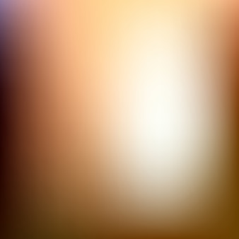 Abstract orange blurred background