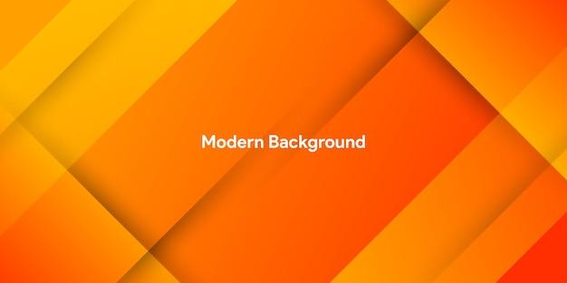 Абстрактный оранжевый градиентный фон