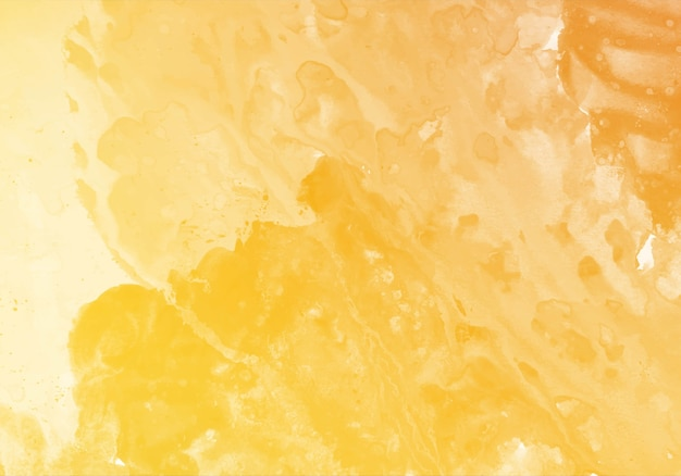 Abstract orange soft watercolor texture