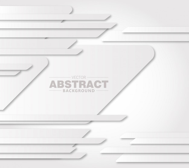 Abstract overlapping futuristic background