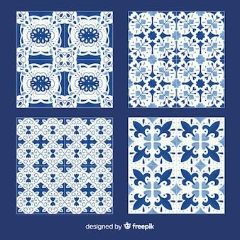 Абстрактный набор плиток
