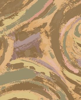 抽象的な絵の背景