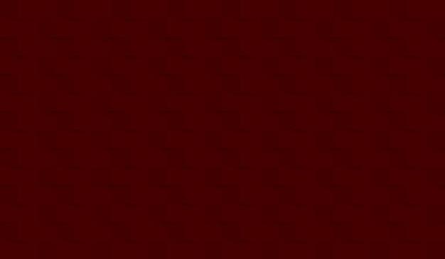 と赤い色の影と抽象的な紙の背景