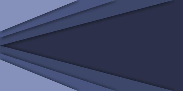 抽象的なペーパーカットスタイルの背景