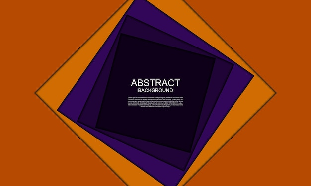 Abstract papercut style overlapping layer background.