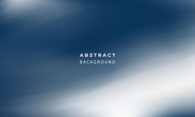 Абстрактный пастель синий градиент фона экология концепция