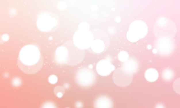 抽象的なパステルボケ光の背景