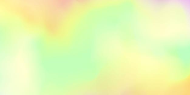 Абстрактный пастельный красочный градиентный фон Premium векторы