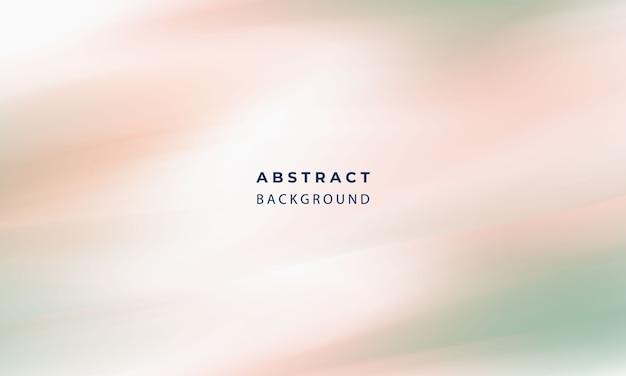 Абстрактный пастель розовый зеленый градиент фона экология концепция