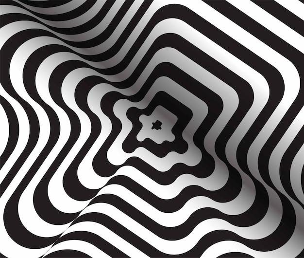 Абстрактный узор искусство плакат с пространством вашего текста, векторные иллюстрации дизайн.