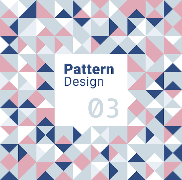 Abstract pattern design 4