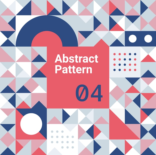 Abstract pattern design 5
