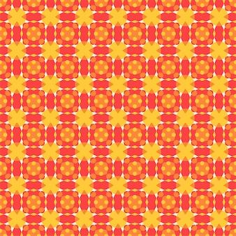 シームレスな抽象的なパターン