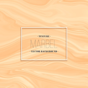 Abstract peach liquid marble texture background